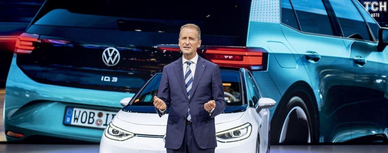 Глава Volkswagen рассыпался в комплиментах компании Tesla 1
