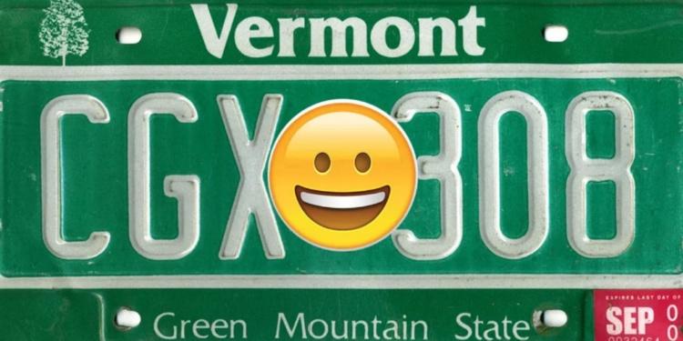 В США могут разрешить использовать эмодзи на автомобильных номерах 1