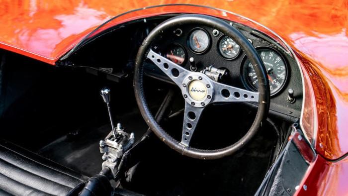 Необычный Ferrari с мотором как у Daewoo Lanos пустят с молотка 2