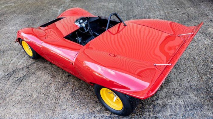 Необычный Ferrari с мотором как у Daewoo Lanos пустят с молотка 1