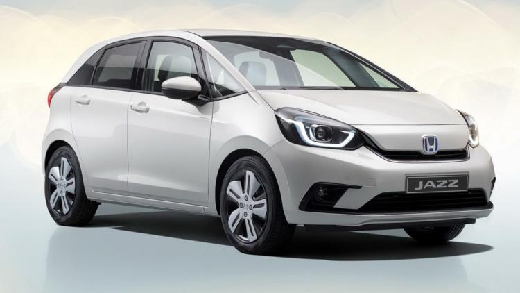 Свежие сведения о новом поколении Honda Jazz 1