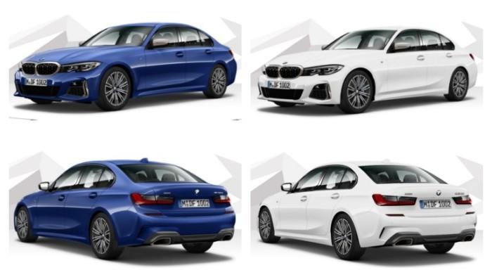 Опубликованы первые изображения BMW M340D XDrive 1