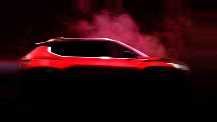 Nissan презентует новый компактный кроссовер 1