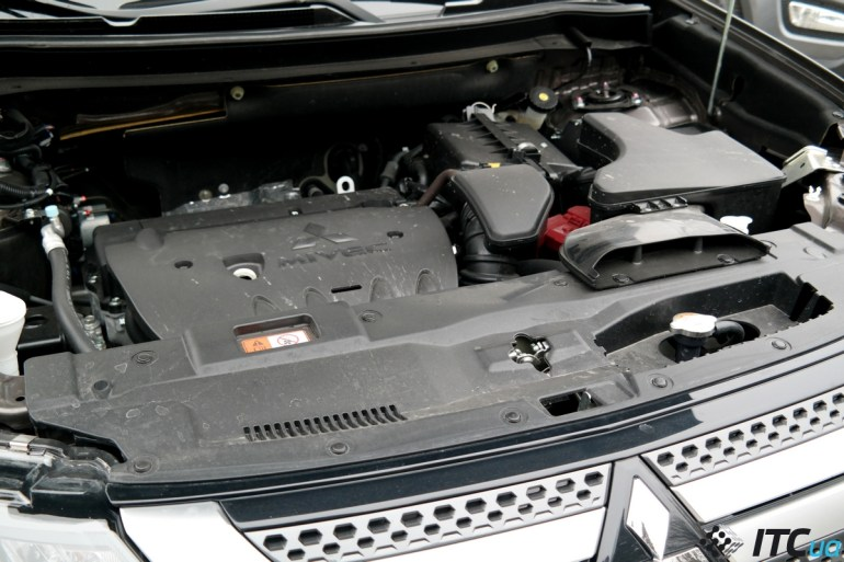 Тест-драйв нового Mitsubishi Outlander 3
