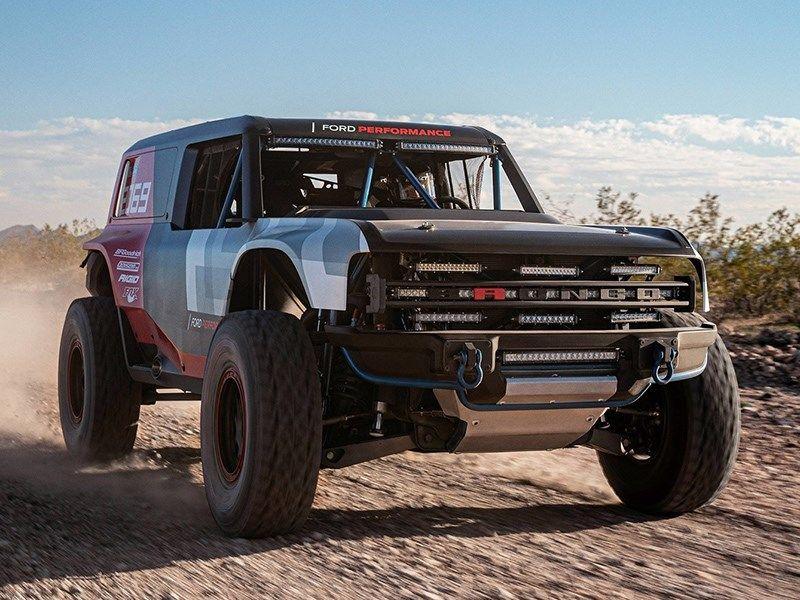 Ford может представить новый Bronco раньше запланированного 1