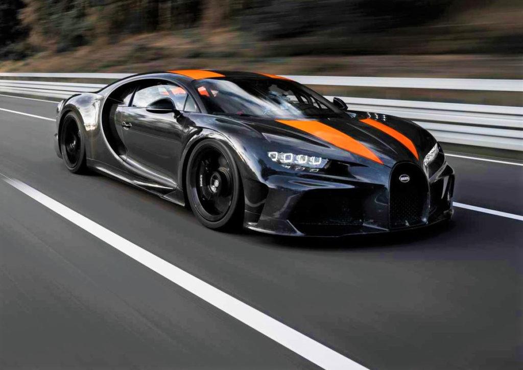 Bugatti Chiron продолжат собирать до 2021 года 1