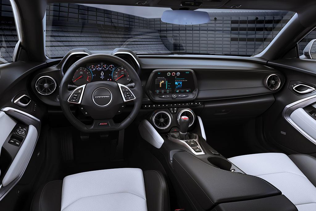 Тест-драйв нового Chevrolet Camaro 3
