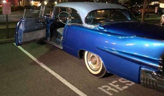 Угнанный 64-летний Cadillac вернулся к 106-летнему владельцу 1
