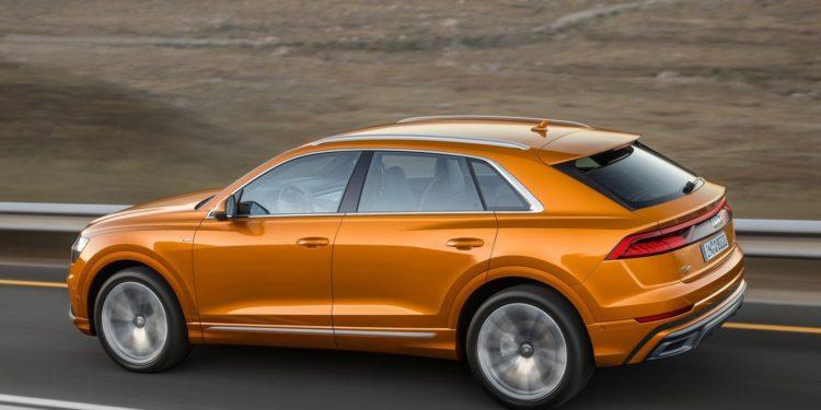 Обзор нового Audi Q8 2