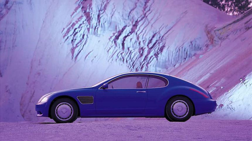 Bugatti намекает на «бюджетный» автомобиль 1