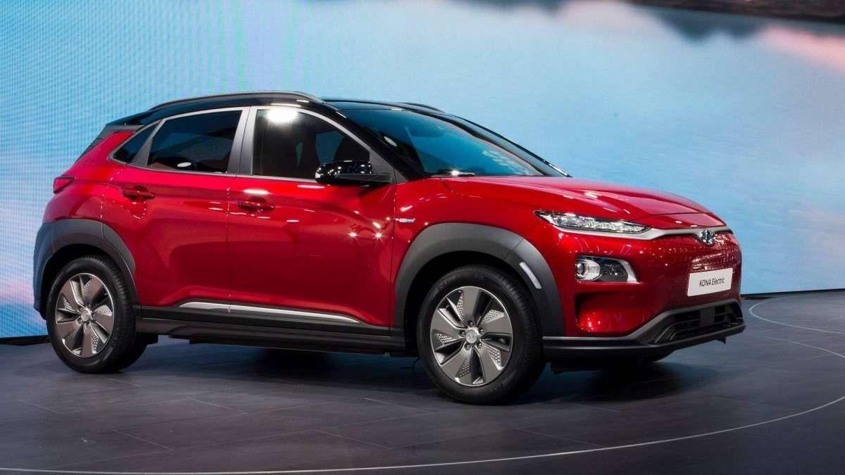 Электрический Hyundai Kona установил мировой рекорд 1