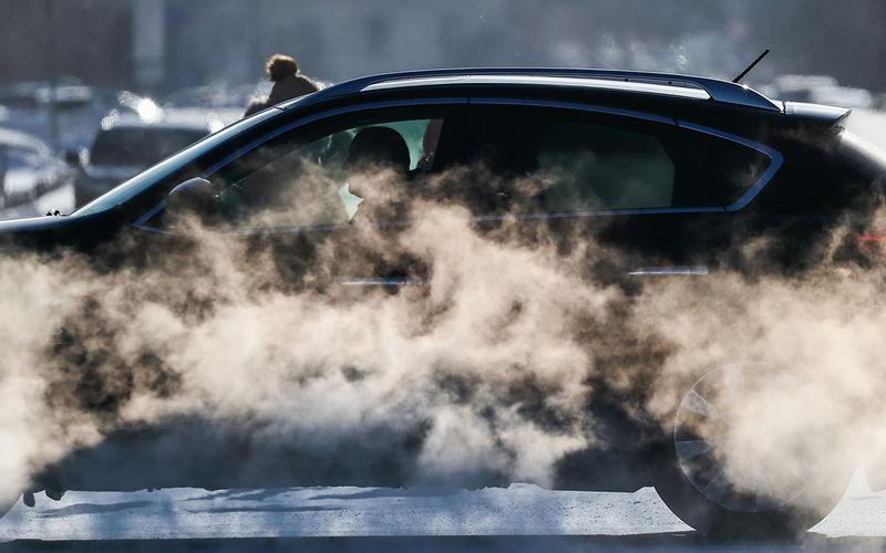 Выхлопы автомобиля могут вызвать инфаркт 1