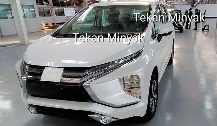 Кросс-вэн Mitsubishi Xpander обновился 1