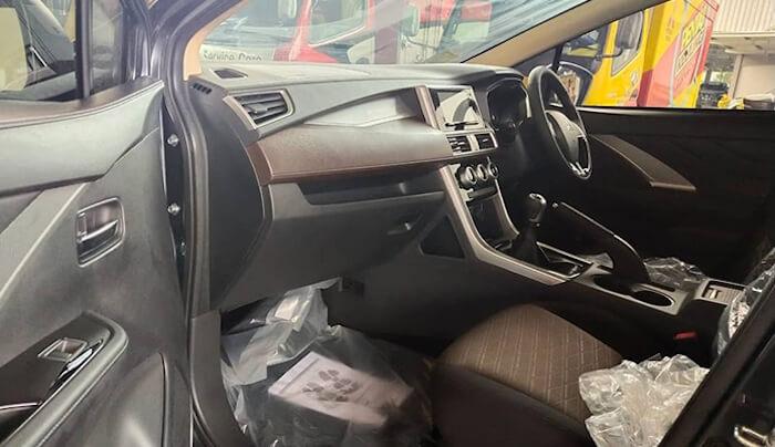 Кросс-вэн Mitsubishi Xpander обновился 2