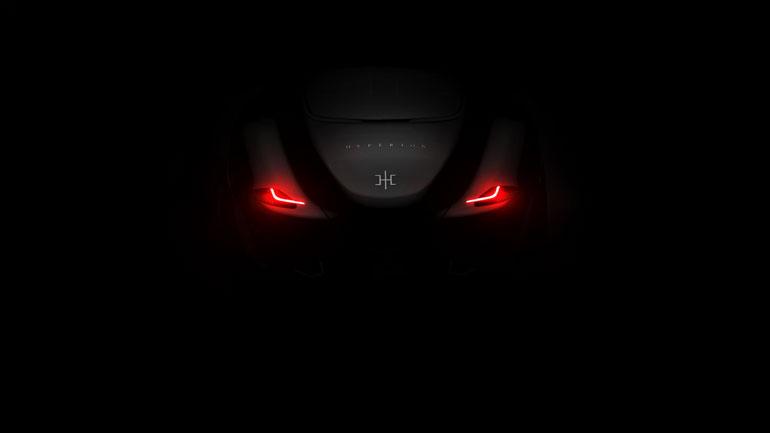В Нью-Йорке дебютирует таинственный суперкар от Hyperion Motors 2