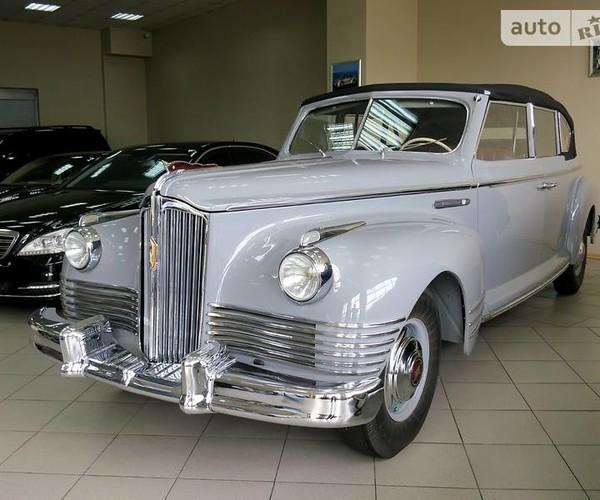 В Украине редкий ЗИС продают по цене нового Rolls-Royce 1