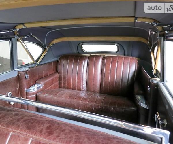 В Украине редкий ЗИС продают по цене нового Rolls-Royce 3