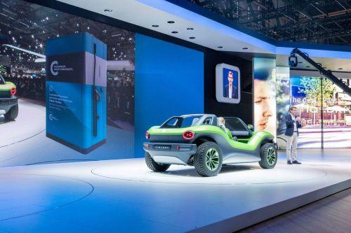 Компания Volkswagen откажется от участия в Парижском автосалоне 1