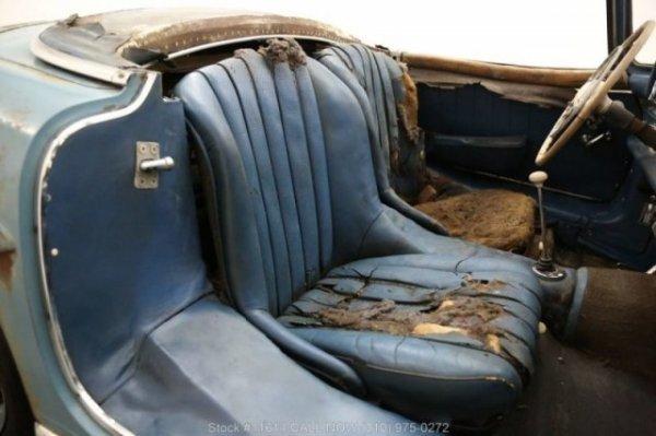 Старый ржавый «Мерседес» продали за 800 тысяч долларов 3