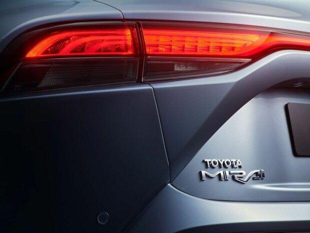 Toyota презентовала новый водородный автомобиль 2