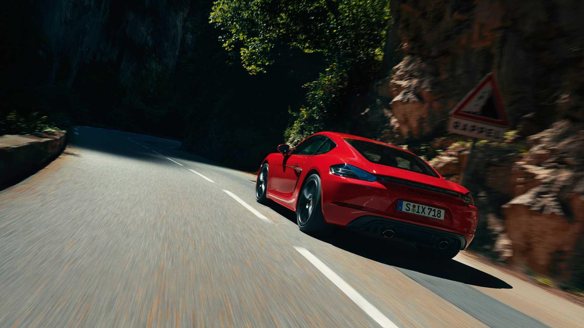 У Porsche 718 появилась ещё одна GTS-версия 5