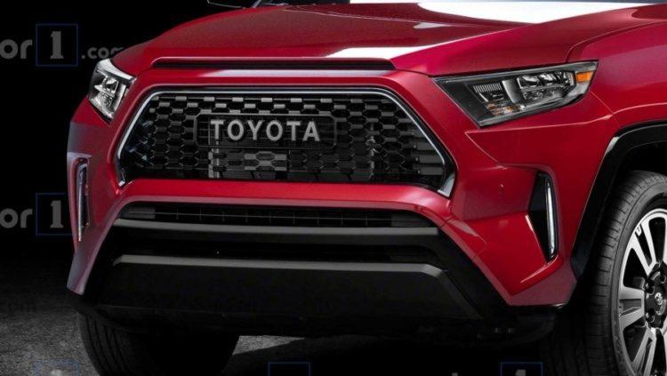Опубликованы рендеры Toyota Tundra нового поколения 3