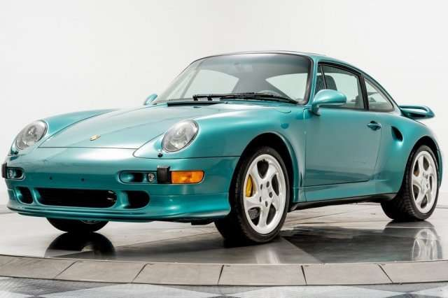 Старый Porsche 1997 года продают за 900 тысяч долларов 1