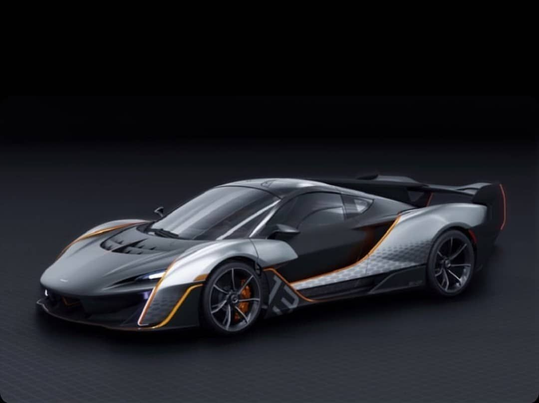 Самый экстремальный McLaren показался на официальных снимках 1