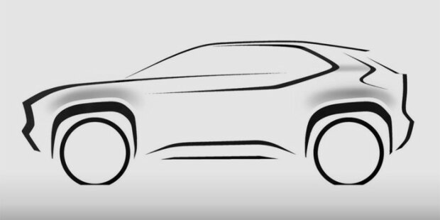Toyota выпустит компактный кроссовер для европейцев 1
