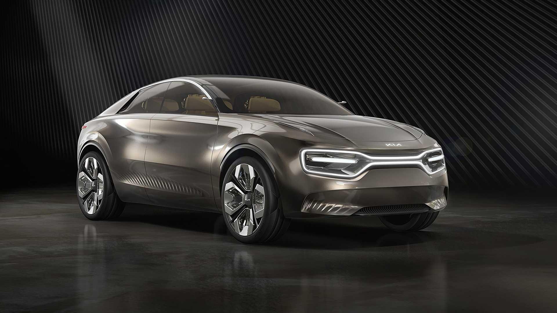Kia выпустит 11 электромобилей за пять лет 1