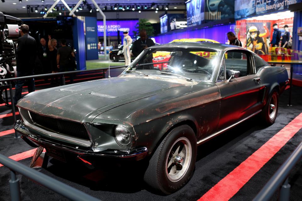 52-летний Ford Mustang продали почти за 4 миллионов долларов 1