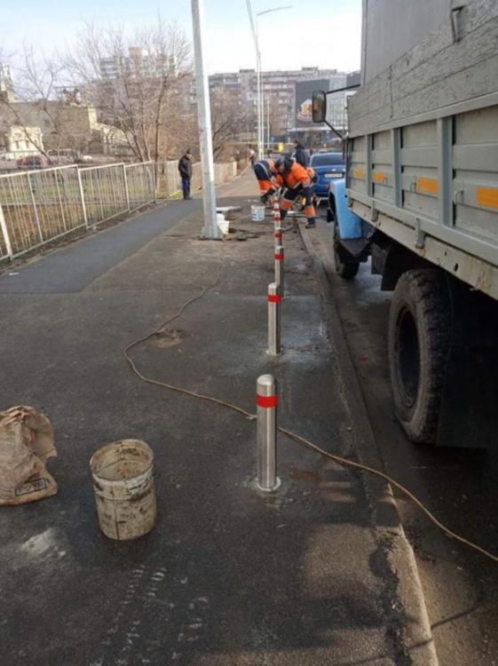 В Киеве активно борются с «героями парковки» 2