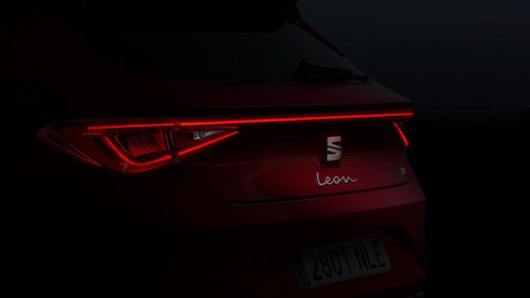 Seat в преддверии дебюта опубликовал тизер нового Leon 1