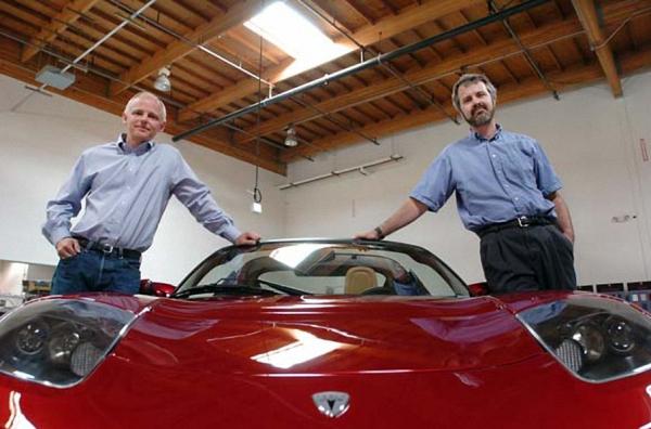 История компании Tesla Motors 1