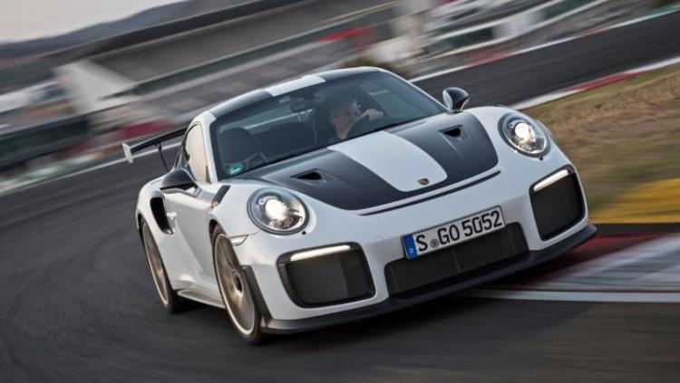 Porsche отправляет «на пенсию» легендарную модель 1