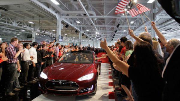 История компании Tesla Motors 4