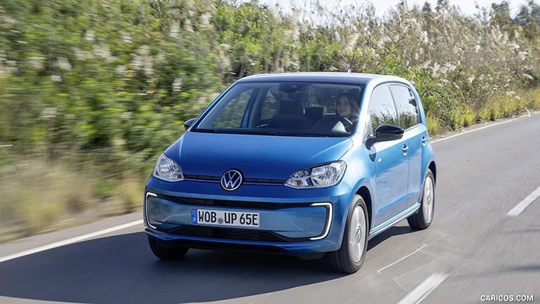 Volkswagen показал новую генерацию хэтчбека Up! 1
