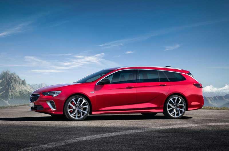 Обновленный Opel Insignia обзавелся девятиступенчатым автоматом 1