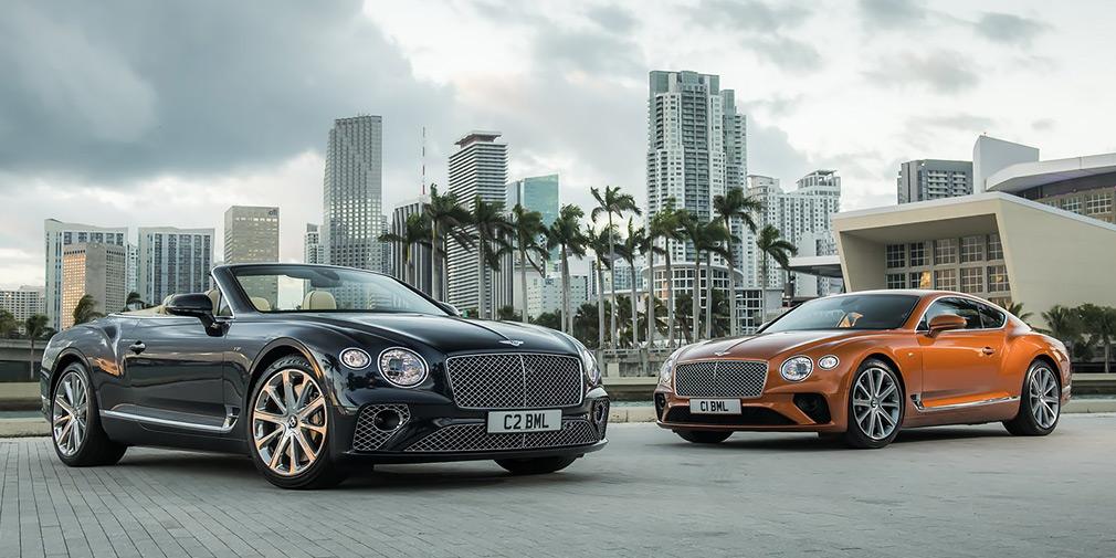 Кроссовер Bentayga перестал быть самой популярной моделью Bentley 1