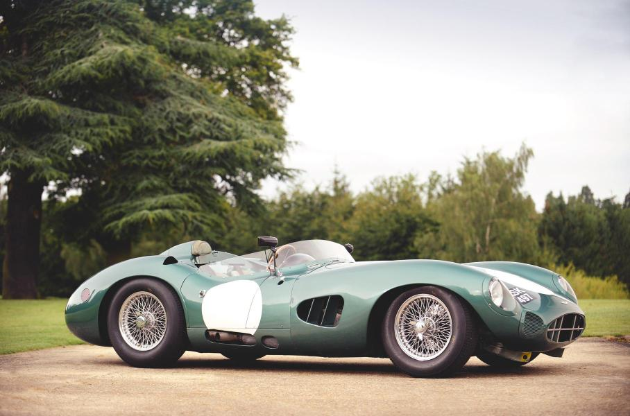 Aston Martin рассказал о новой коллекционной модели 1