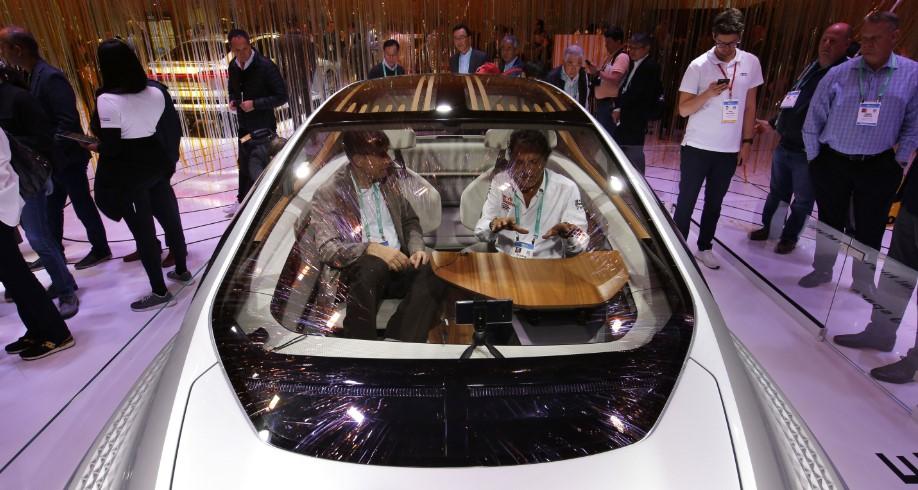 Компания Audi презентовала электромобиль AI:ME 2