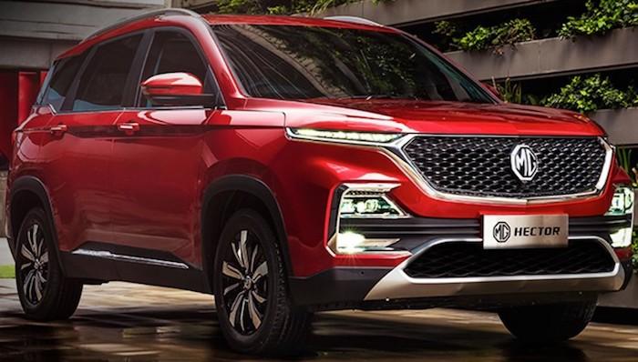 Китайский аналог новой Chevrolet Captiva стал роскошнее 1