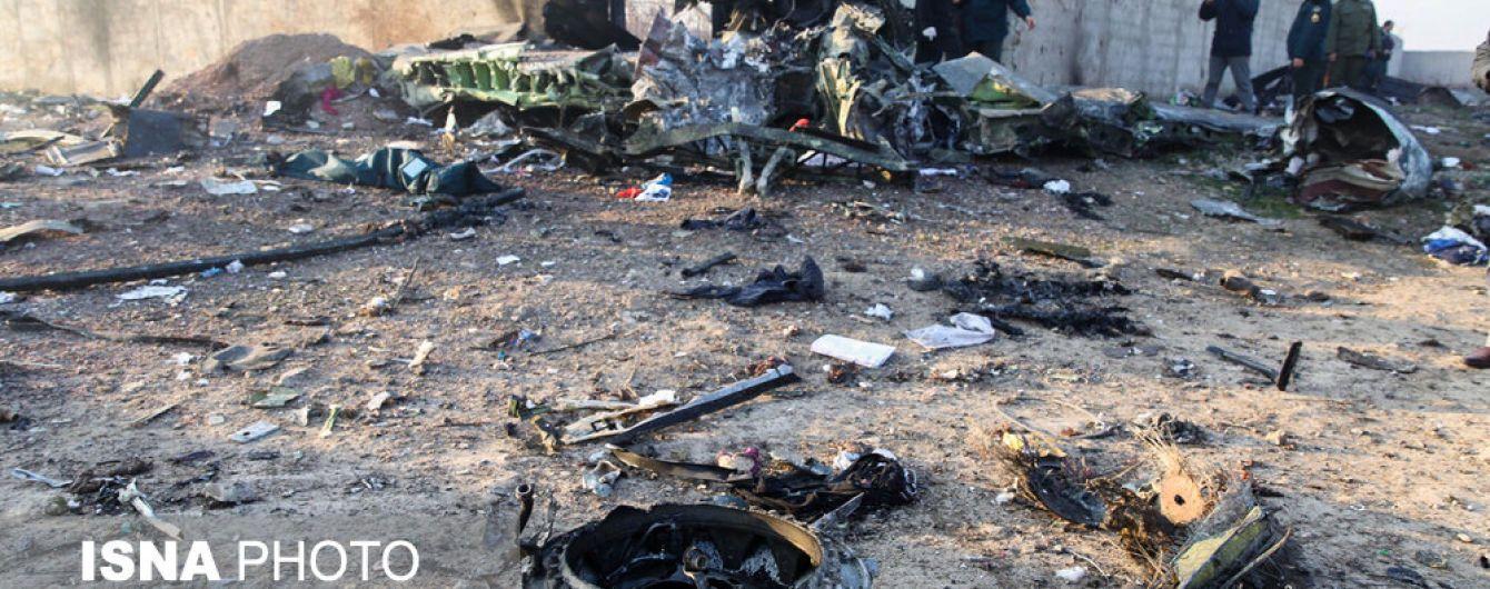 В Иране разбился украинский пассажирский самолет (обновляется) 1