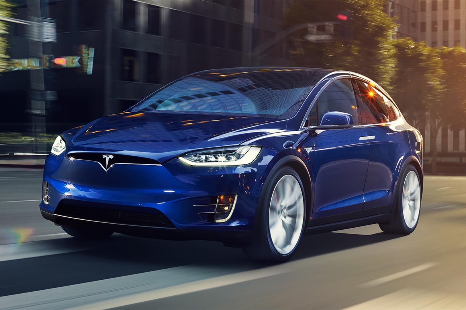 Тест-драйв Tesla Model X 1