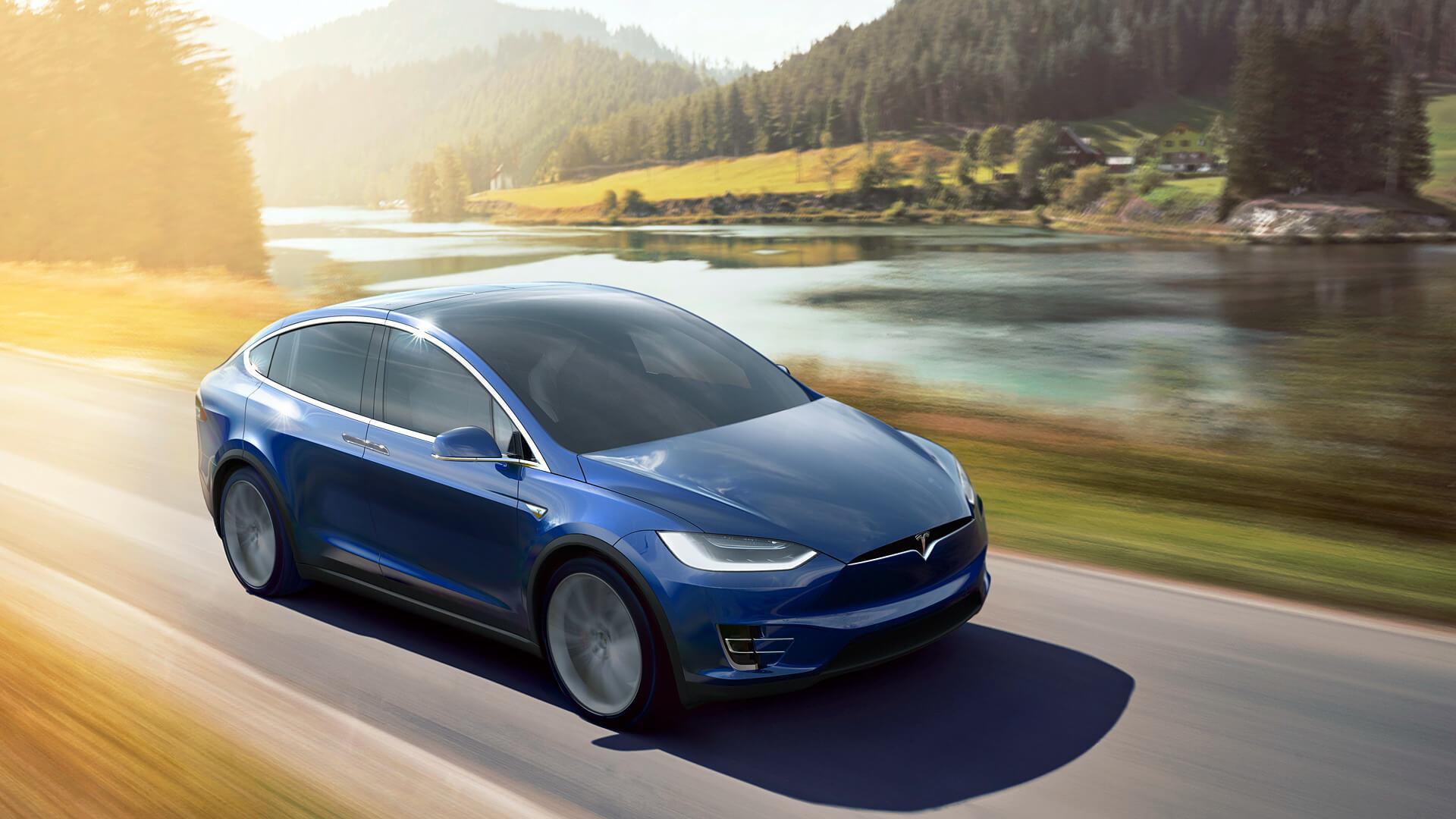 Тест-драйв Tesla Model X 2