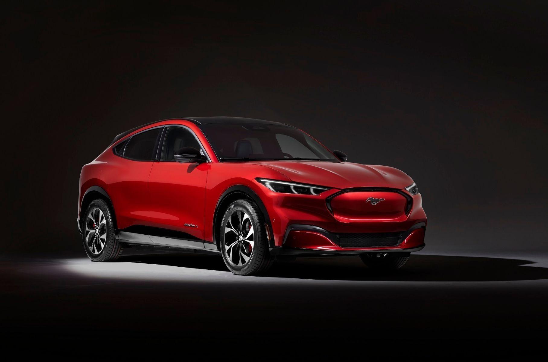 Ford развеял нашумевшие слухи о новом Mustang 1