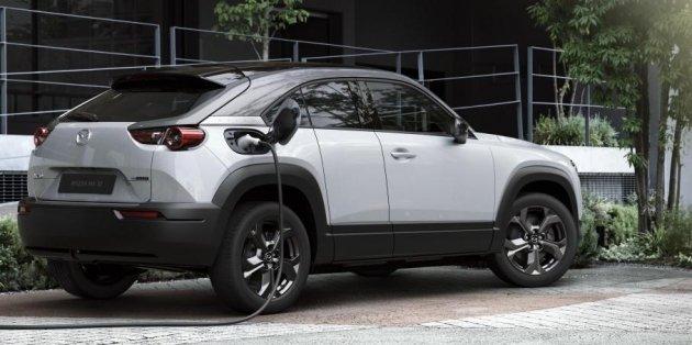 Mazda: электрокары с большими батареями вреднее дизельных машин 1