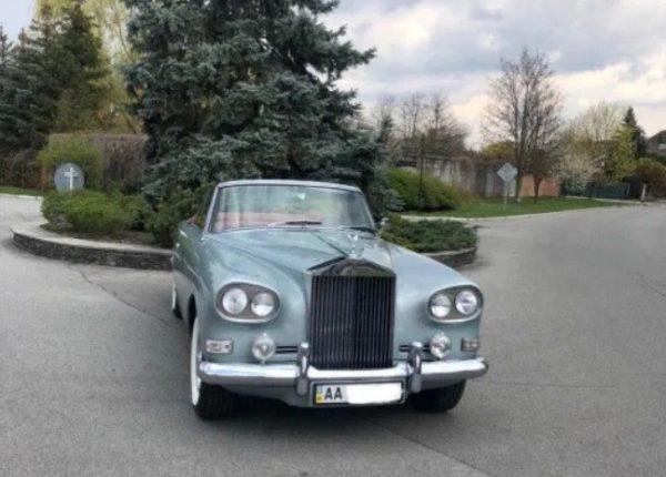 В Украине продают самый уникальный Rolls-Royce 1