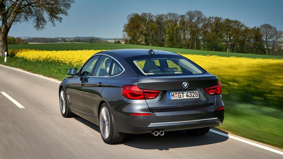 BMW 3-Series Gran Turismo сняли с производства 1