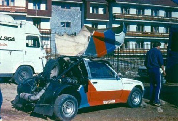 Каким был спортивный автомобиль на базе «Таврии» 1
